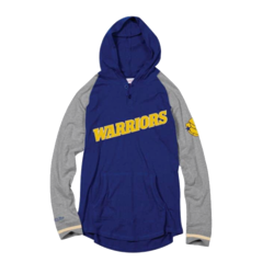 Mitchell & Ness NBA Golden State Warriors Slugfest Lightweight Hoodie
