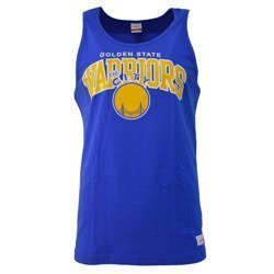 Mitchell & Ness NBA Golden State Warriors Team Arch Tank Top