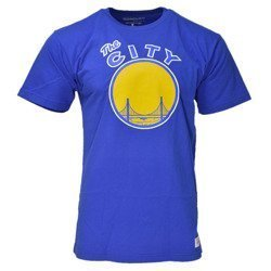 Mitchell & Ness NBA Golden State Warriors Team Logo T-Shirt