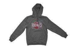 Mitchell & Ness NBA Houston Rockets Team Arch Hoodie