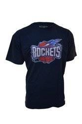 Mitchell & Ness NBA Houston Rockets Traditional Logo T-shirt