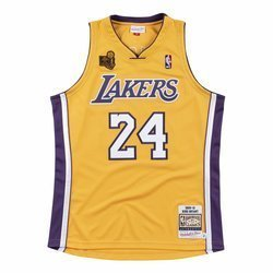 Mitchell & Ness NBA Kobe Bryant Los Angeles Lakers Authentic Jersey