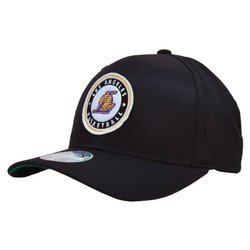 Mitchell & Ness NBA Los Angeles Lakers Black Snapback