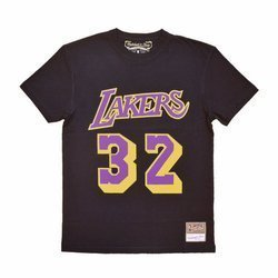 Mitchell & Ness NBA Los Angeles Lakers Magic Johnson T-Shirt