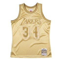Mitchell & Ness NBA Midas Swingman Jersey Lakers 96 Shaquille O'Neal