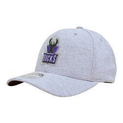 Mitchell & Ness NBA Milwaukee Bucks Melange Knit 110 Snapback