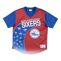 Mitchell & Ness NBA Philadelphia 76ers Game Winning Shot T-Shirt