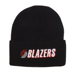 Mitchell & Ness NBA Portland Trail Blazers Team Tone Knit - PORTRA INTL534