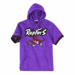 Mitchell & Ness NBA Toronto Raptors French Terry Hoodie