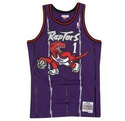 Mitchell & Ness NBA Toronto Raptors Tracy McGrady Swingman SMJYGS18215-TRAPURP98TMC
