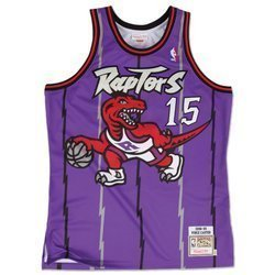 Mitchell & Ness NBA Vince Carter Toronto Raptors Authentic Jersey