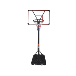 Mobile basketball set LEAN 225-305 cm