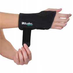 Mueller Green Wrist Brace Stabilizer - right