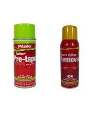 Mueller TUFFNER PRE-TAPE spray 113g + Mueller Tape & Tuffner Remover Spray 400 ml