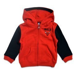 NBA Arena Full Zip Hoodie Chicago Bulls - EK2I1BA8G-BUL