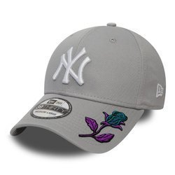 New Era 39THIRTY MLB New York Yankees Fullcap Custom Rose - 10298279