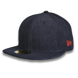 New Era 59FIFTY Denim Flag Fullcap  - 15031