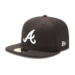 New Era 59FIFTY Essential Atlanta Braves Fullcap - 10047487