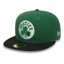 New Era 59FIFTY NBA Boston Celtics Essential Green Fullcap - 10862336- 80001123