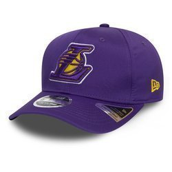 New Era 9FIFTY NBA Los Angeles Lakers Stretch Snapback - 12285333