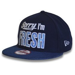 New Era 9FIFTY Sorry I'm Fresh Snapback - 15061