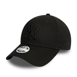 New Era 9FORTY Cap Black NY - 12122742