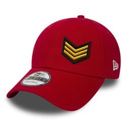 New Era 9FORTY Flag Collection Strapback - 11179830 - Custom Chevron