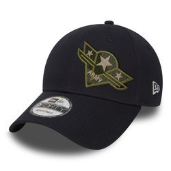 New Era 9FORTY Flag Collection Strapback - 11179831 - Custom Army