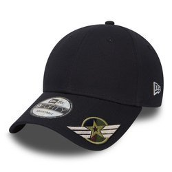 New Era 9FORTY Flag Collection Strapback - 11179831 - Custom Camo Star