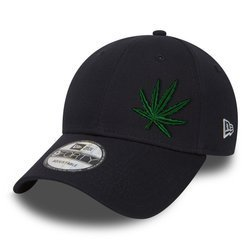 New Era 9FORTY Flag Collection Strapback - 11179831 - Custom Leaf
