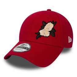 New Era 9FORTY Flag Collection White Rose Custom Snapback - 11179830