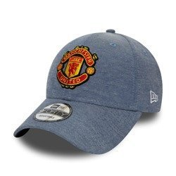 New Era 9FORTY Manchester United Chambray Blue - 12040492