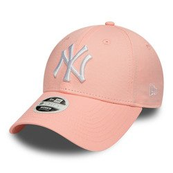 New Era 9FORTY New York Yankees Essential Pink Strapback -  80581112
