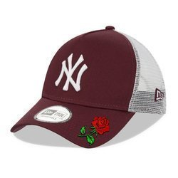 New Era 9FORTY Trucker Cap - 12523895 Custom Rose