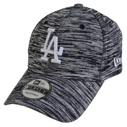 New Era 9Forty MLB Engineered Fit Los Angeles Dodgers Cap Black - 11871569