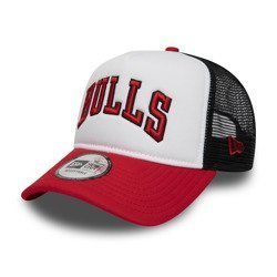 New Era Chicago Bulls Colour Block a Frame Trucker - 11871270