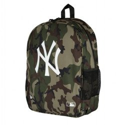 New Era MLB New York Yankees Essential Camo  Backpack - 11942043