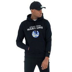 New Era NBA Golden State Warriors Logo Hoodie - 11530759