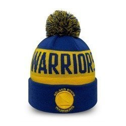 New Era NBA Golden State Warriors Winter Hat - 12040201