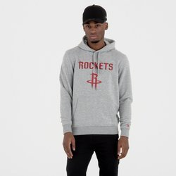 New Era NBA Houston Rockets Team Logo Hoodie - 11546176