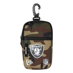 New Era NFL Oakland Raiders Mini Side Bag - 12145333
