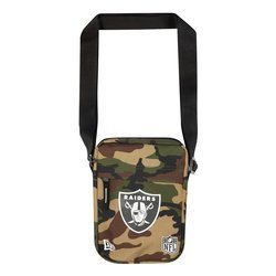 New Era NFL Oakland Raiders Side Bag - 12145331