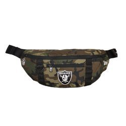 New Era NFL Oakland Raiders Waist Bag - 12145325