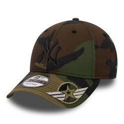 New Era New York Yankees Essential 9FORTY Camo Custom Army - 11357008