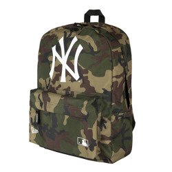 New Era New York Yankees Stadium Woodland Camo Backpack - 11942041