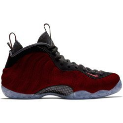Nike Air Foamposite One shoes Custom Red - 314996-404