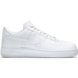 Nike Air Force 1 Low All White Shoes - 315122-111