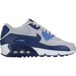 Nike Air Max 90 Leather GS Shoes - 833412-009
