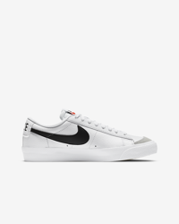 Nike Blazer Low 77 Vintage White Black (GS) - DA4074-101