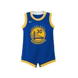 Nike NBA Golden State Warriors Stephen Curry Kids Bodysuit